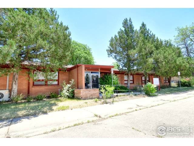 910 27th Ave, Greeley, CO 80631 (MLS #914220) :: Keller Williams Realty