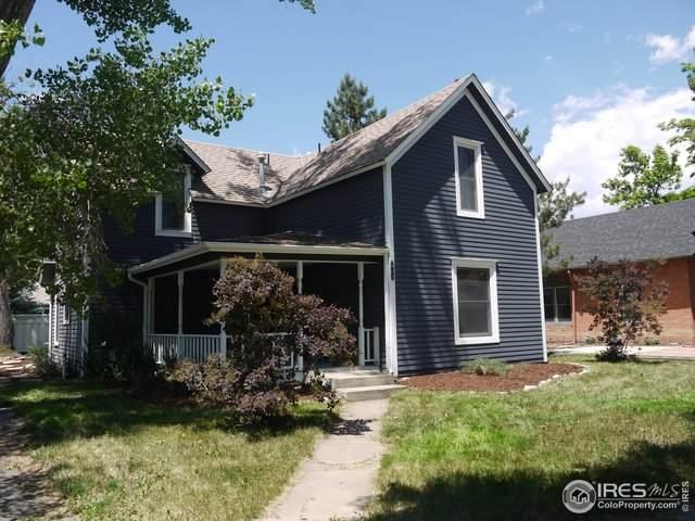 805 N 4th St, Berthoud, CO 80513 (MLS #914223) :: Keller Williams Realty