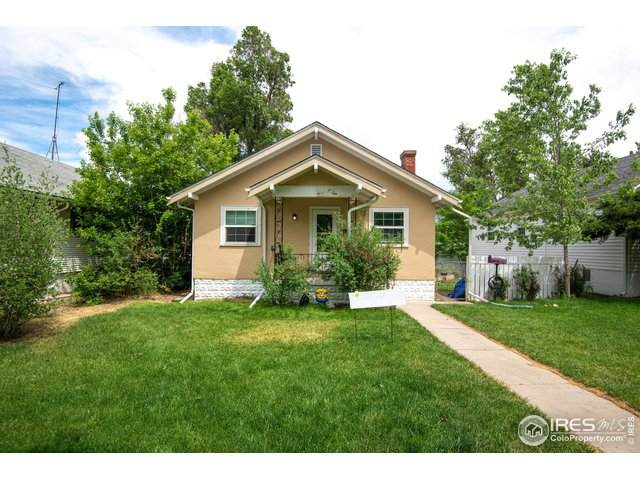 2038 9th Ave, Greeley, CO 80631 (MLS #914234) :: Keller Williams Realty