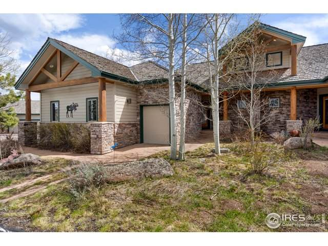 378 Fox Acres Drive West, Red Feather Lakes, CO 80545 (MLS #914235) :: Colorado Home Finder Realty