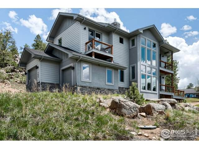 285 Fox Acres Drive East, Red Feather Lakes, CO 80545 (MLS #914241) :: Colorado Home Finder Realty