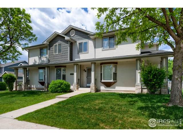 1001 Cuerto Ln B-5, Fort Collins, CO 80521 (MLS #914243) :: Hub Real Estate