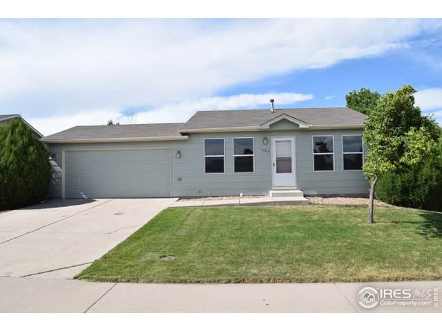 923 E 24th St Ln, Greeley, CO 80631 (MLS #914246) :: Keller Williams Realty