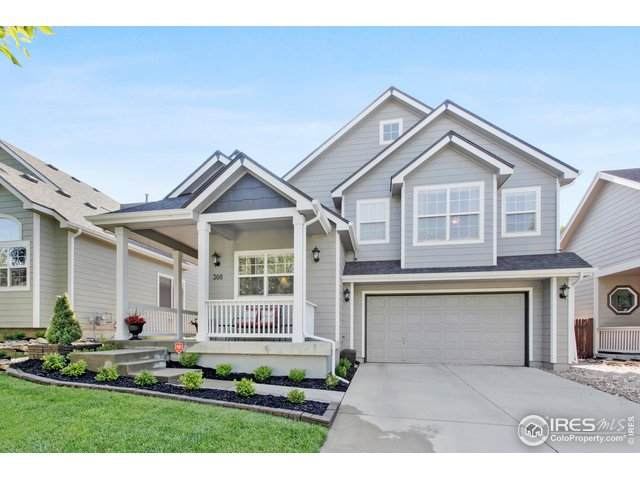 308 Harvest St, Longmont, CO 80501 (MLS #914248) :: 8z Real Estate
