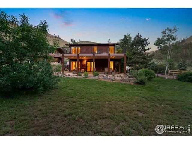 132 Smith Bridge Rd, Bellvue, CO 80512 (MLS #914250) :: 8z Real Estate