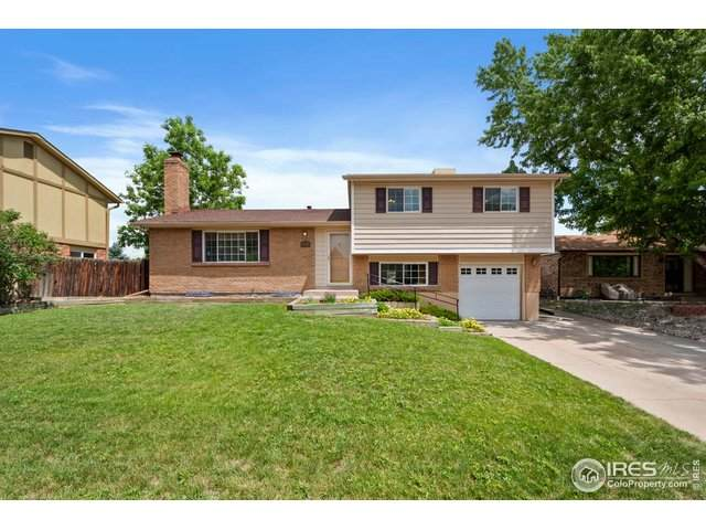 9545 W Lake Pl, Littleton, CO 80123 (MLS #914259) :: Keller Williams Realty