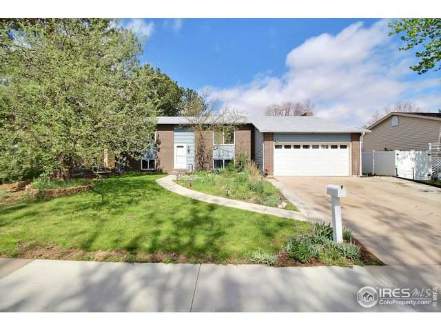 1657 33rd Ave, Greeley, CO 80634 (MLS #914266) :: Keller Williams Realty