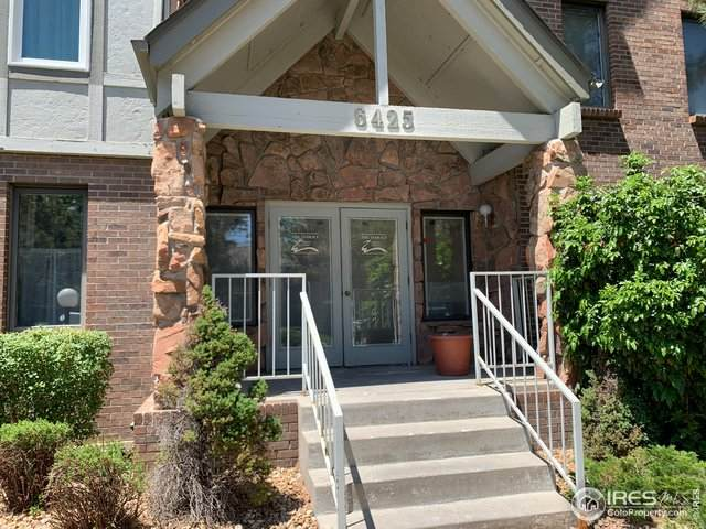 6425 S Dayton St #102, Englewood, CO 80111 (MLS #914268) :: Keller Williams Realty