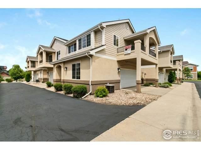 5151 Boardwalk Dr #4, Fort Collins, CO 80525 (MLS #914282) :: Hub Real Estate