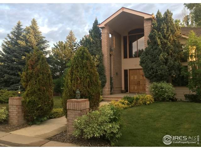 6301 Swallow Ln, Boulder, CO 80303 (MLS #914303) :: Hub Real Estate