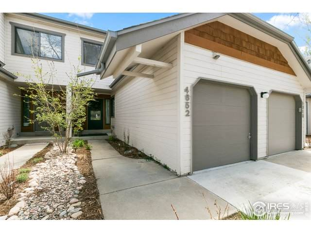 4652 Dapple Ln #2, Boulder, CO 80301 (MLS #914307) :: June's Team
