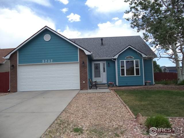 3232 Baldwin Ave, Evans, CO 80620 (MLS #914308) :: Hub Real Estate