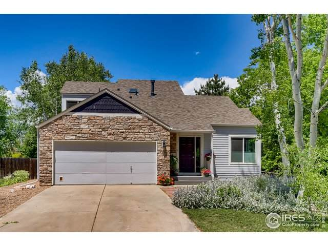 7119 Dry Creek Ct, Niwot, CO 80503 (MLS #914315) :: Hub Real Estate
