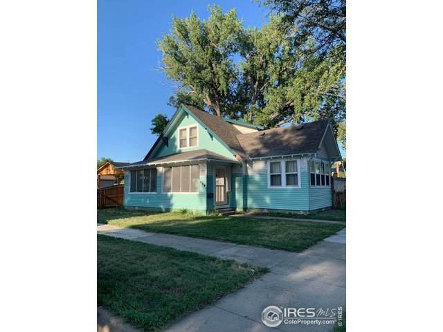 400 Euclid St, Fort Morgan, CO 80701 (MLS #914350) :: 8z Real Estate