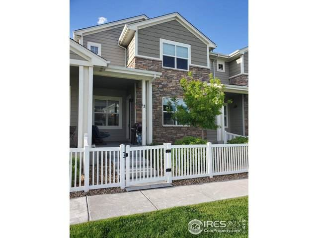 2161 Montauk Ln #2, Windsor, CO 80550 (MLS #914359) :: Hub Real Estate