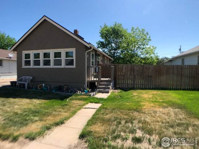412 3rd St, Ovid, CO 80744 (#914386) :: Re/Max Structure