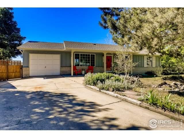 1480 Brown Cir, Boulder, CO 80305 (MLS #914404) :: 8z Real Estate