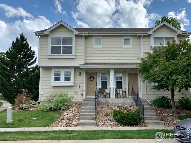 709 Crown Ridge Ln #3, Fort Collins, CO 80525 (MLS #914455) :: Hub Real Estate