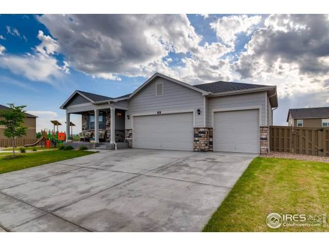 433 3rd St, Severance, CO 80550 (#914484) :: West + Main Homes