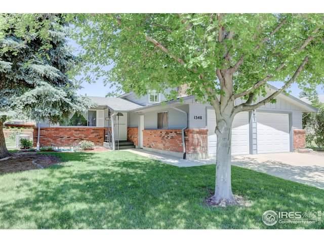 1348 Mount Evans Dr, Longmont, CO 80504 (MLS #914490) :: Downtown Real Estate Partners