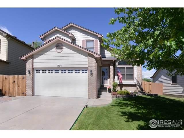 1829 Spencer St, Longmont, CO 80501 (MLS #914521) :: 8z Real Estate
