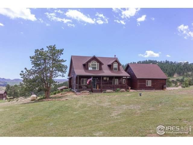 142 La Plata Dr, Livermore, CO 80536 (MLS #914575) :: 8z Real Estate