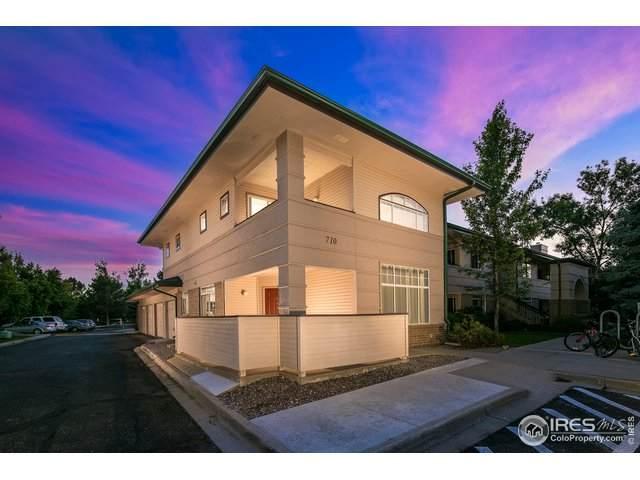 710 Copper Ln #100, Louisville, CO 80027 (MLS #914583) :: Downtown Real Estate Partners