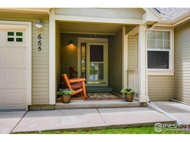 665 Wild Ridge Ln, Lafayette, CO 80026 (MLS #914603) :: Hub Real Estate