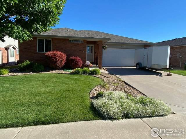 7221 18th St, Greeley, CO 80634 (MLS #914604) :: Hub Real Estate
