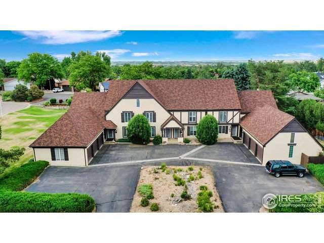 11 Ward Dr #15B, Greeley, CO 80634 (MLS #914622) :: Hub Real Estate