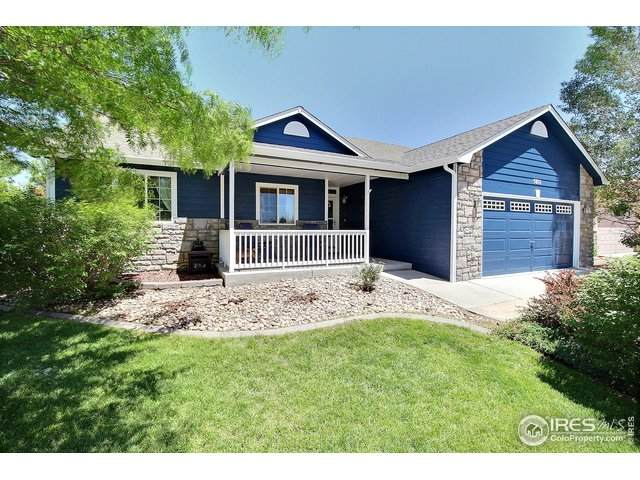 5811 Zinfandel St, Greeley, CO 80634 (MLS #914639) :: Downtown Real Estate Partners