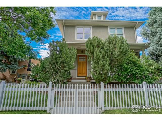 2641 Thornbird Pl, Boulder, CO 80304 (MLS #914674) :: Hub Real Estate
