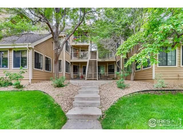 4791 White Rock Cir B, Boulder, CO 80301 (MLS #914692) :: Hub Real Estate