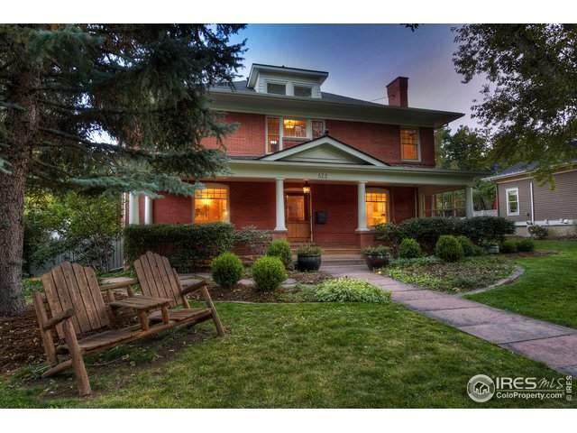 522 Highland Ave, Boulder, CO 80302 (MLS #914701) :: J2 Real Estate Group at Remax Alliance