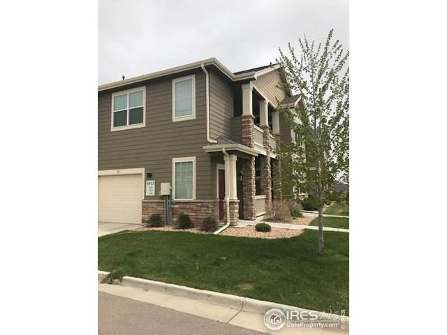 6915 W 3rd St #323, Greeley, CO 80634 (MLS #914709) :: Hub Real Estate