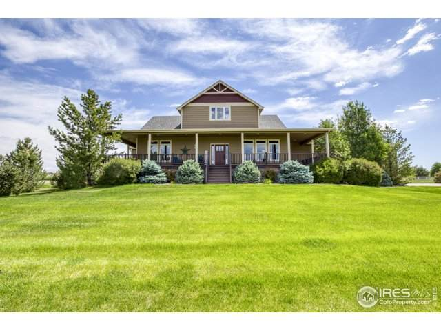 39236 Longs Peak Ct, Severance, CO 80610 (MLS #914722) :: Tracy's Team