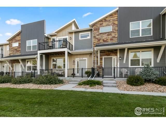 747 Grandview Mdws Dr, Longmont, CO 80503 (MLS #914735) :: 8z Real Estate