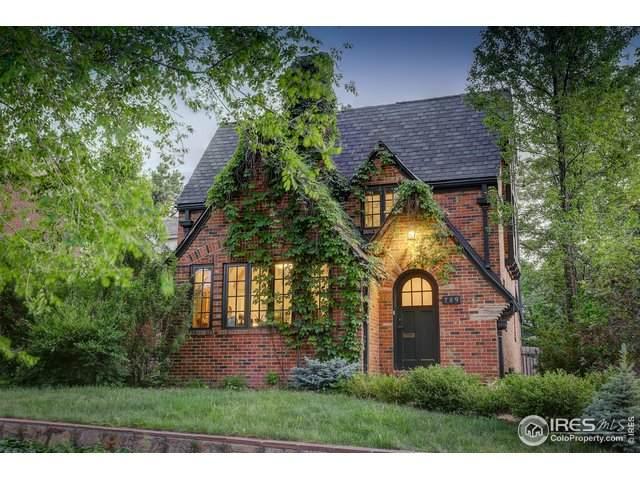 789 15th St, Boulder, CO 80302 (MLS #914750) :: 8z Real Estate