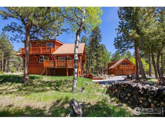 365 Overland Dr, Ward, CO 80481 (MLS #914756) :: 8z Real Estate
