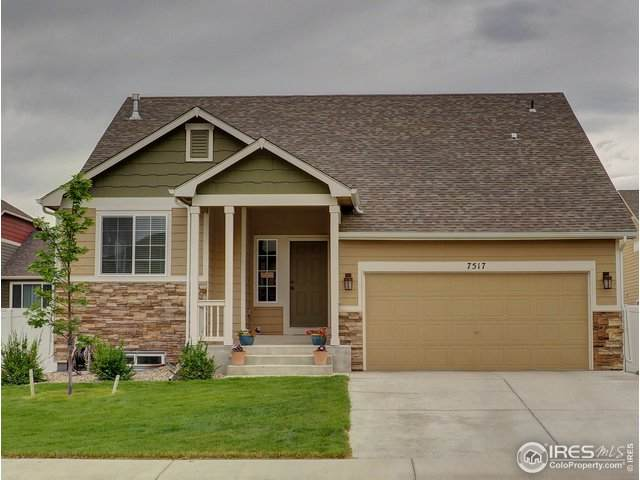 7517 Little Fox Ln, Wellington, CO 80549 (#914763) :: My Home Team