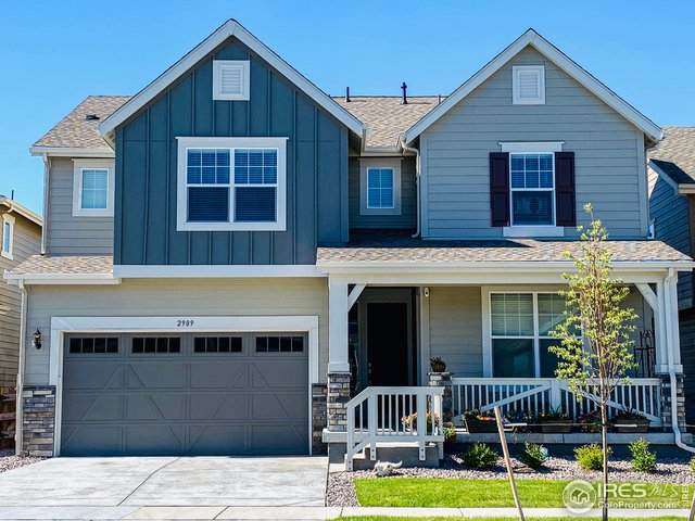 2909 Crusader St, Fort Collins, CO 80524 (#914769) :: Kimberly Austin Properties