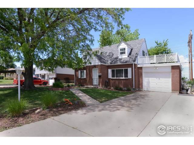 2723 W 13th St, Greeley, CO 80634 (#914776) :: Kimberly Austin Properties