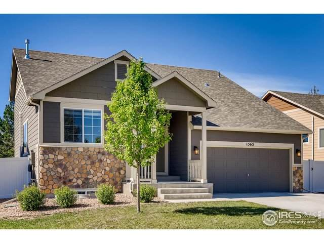 1365 Murrlet St, Berthoud, CO 80513 (#914782) :: Kimberly Austin Properties
