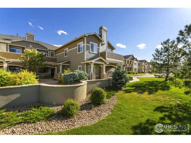6607 W 3rd St #1110, Greeley, CO 80634 (MLS #914809) :: Hub Real Estate