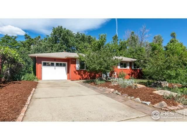 745 S 43rd St, Boulder, CO 80305 (#914825) :: West + Main Homes