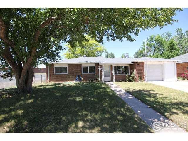 829 27th Ave, Greeley, CO 80634 (MLS #914865) :: 8z Real Estate