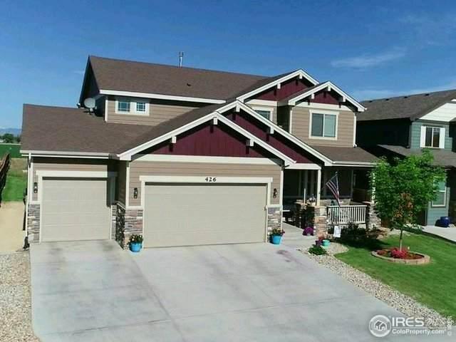 426 Grange Ln, Johnstown, CO 80534 (#914887) :: Kimberly Austin Properties