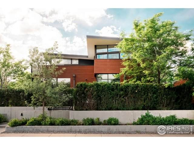 303 Canyon Blvd A, Boulder, CO 80302 (#914910) :: Peak Properties Group