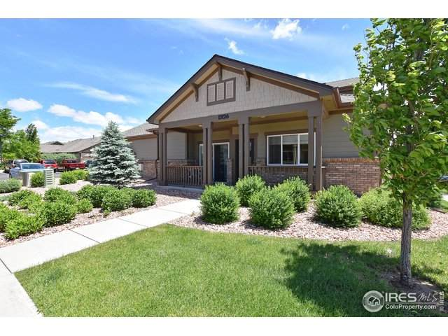 2608 Kansas Dr D126, Fort Collins, CO 80525 (MLS #914946) :: Downtown Real Estate Partners