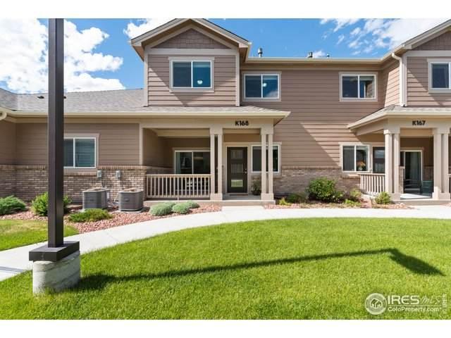 2608 Kansas Dr K168, Fort Collins, CO 80525 (MLS #914963) :: Hub Real Estate